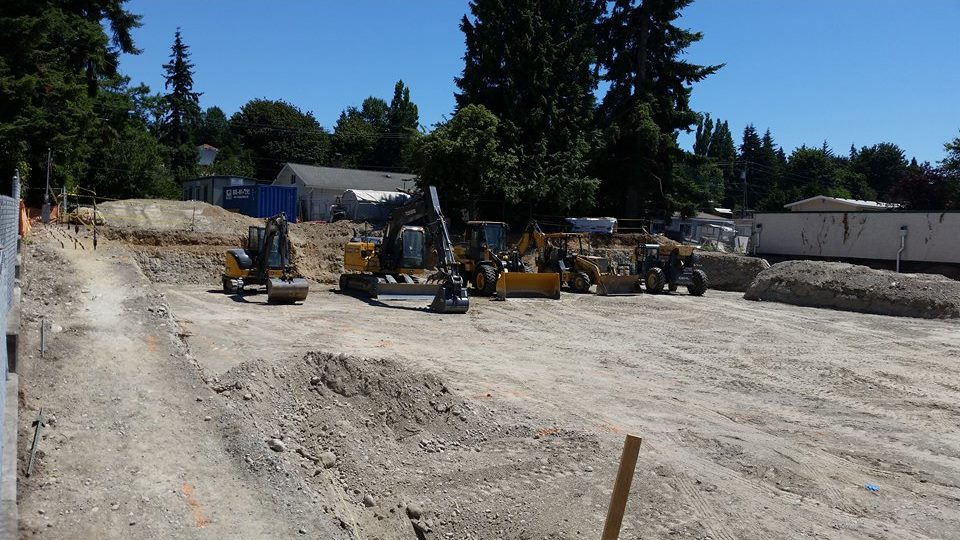 Federal Way Veterans Center just broke ground!